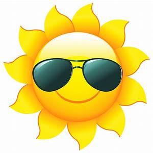 Sunshine clipart emoji - Pencil and in color sunshine ...