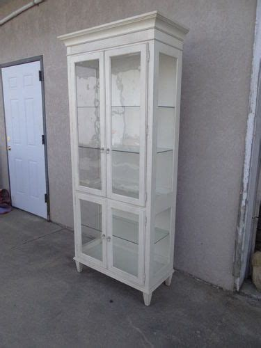 Ethan Allen White Curio Cabinet by Swedish Home Ethan Allen And China Cabinets On