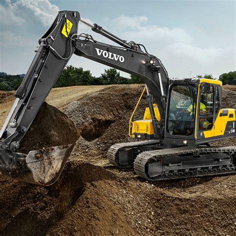 volvo ecd excavator cls selfdrive