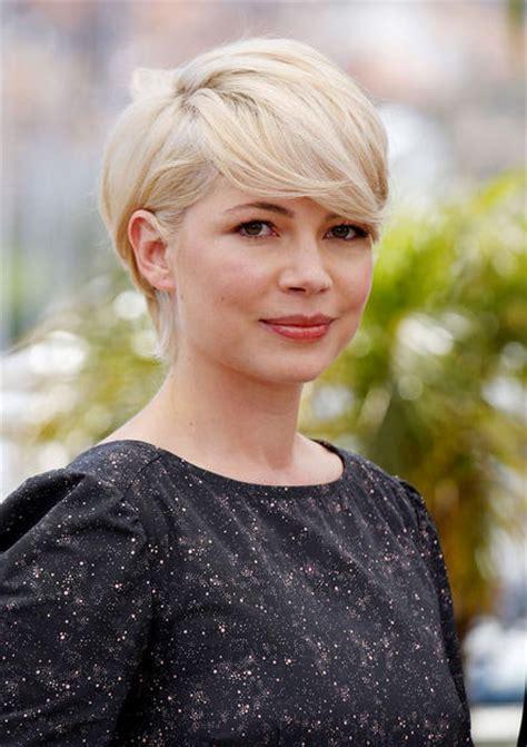 short textured layered haircuts  women  short