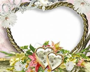 Cadre Photo Mariage : cadre vide de mariage cadre photo de mariage ~ Teatrodelosmanantiales.com Idées de Décoration