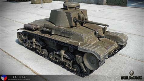New Medium Tanks From Czechoslovakia