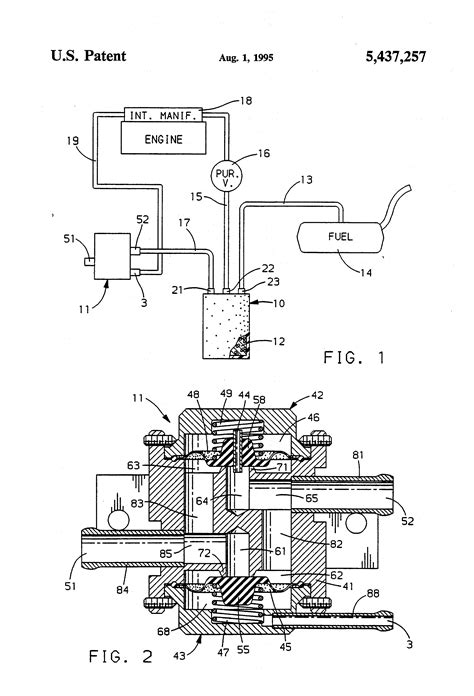 Patent Evaporative Emission Control System