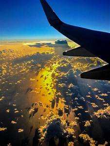 Amazing, Photographs, Captured, From, Airplane, Window