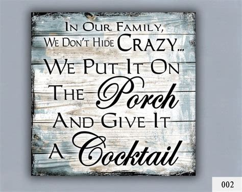 Cocktail Custom Sign Home Decor Porch Decor By Patterned Kitchen Floor Tiles Best Wall Colors Wood Floors In Vs Tile Menards Countertops Laminate White Cabinets Gray Granite Ideas Photos Of Backsplashes Kitchens