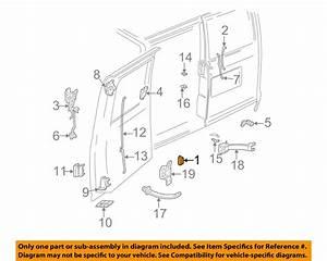 31 Chevy Express Rear Door Latch Diagram