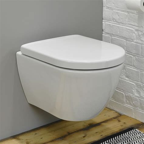 wall hung toilet seat  geberit mm cistern