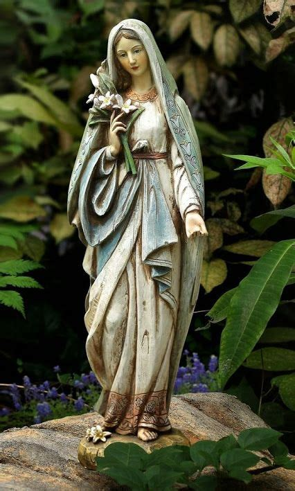 Blessed Virgin Mary Garden Statues