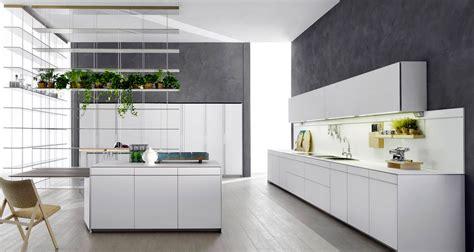 photo cuisine blanche dix cuisines blanches aux lignes épurées inspiration cuisine