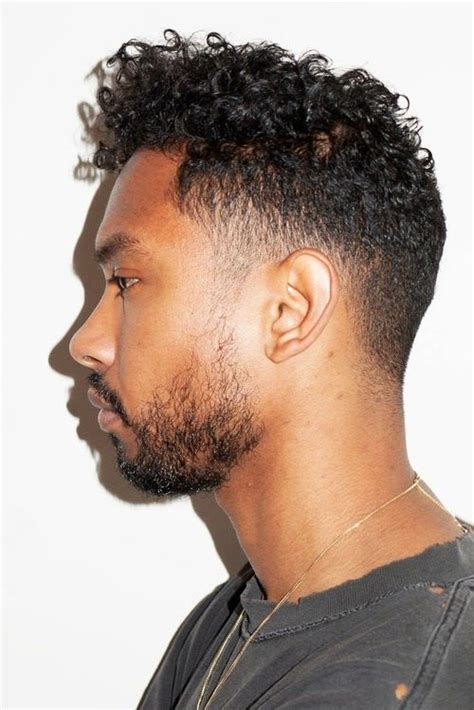 curly undercut miguel hair today  tomorrow hair