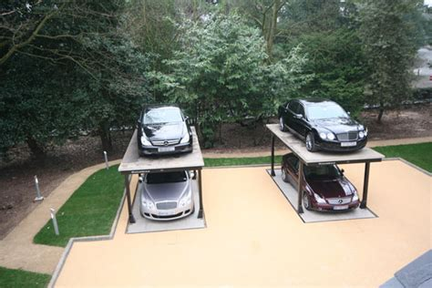Luxurious Hydraulic Underground Garage Parking Freshomecom