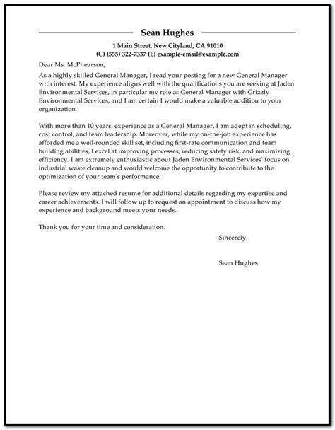 financial advisor cover letter content financial advisor cover letter exle gallery letter