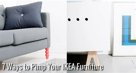 pimp my ikea 7 ways to pimp your ikea furniture nordic days by flor linckens