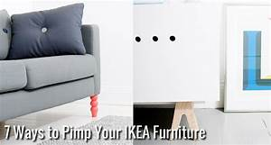 Pimp My Ikea : 7 ways to pimp your ikea furniture nordic days by flor linckens ~ Eleganceandgraceweddings.com Haus und Dekorationen
