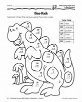 HD wallpapers subtraction coloring worksheets 2nd grade