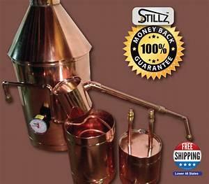 Moonshine Still For Sale 100 Gallon Electric Copper