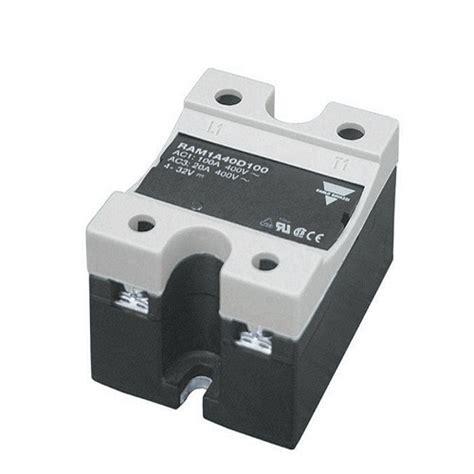 Electro Mechanical Relay Emr Carlogavazzi Ssr Sree