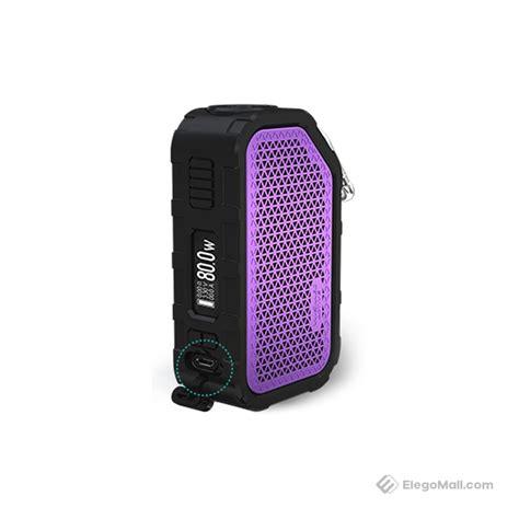 Best match hottest newest rating price. Wismec Active Bluetooth Music Box Mod 2100mAh