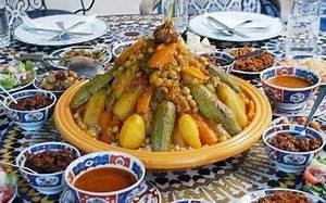 Idée Repas Nombreux : idee repas facile couscous marocain d couvrir ~ Farleysfitness.com Idées de Décoration