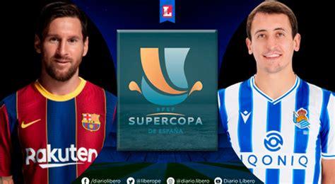 Barcelona vs Real Sociedad EN VIVO DirecTV Hora Canal ...