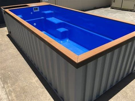 container pool kaufen shipping container pool 6m version container nutzung container kaufen container