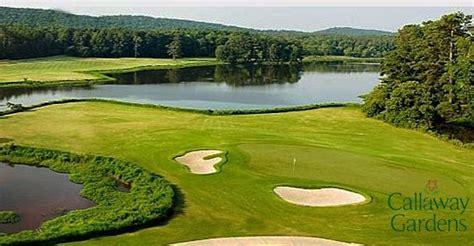 callaway gardens golf 67 unlimited golf at beautiful callaway gardens from