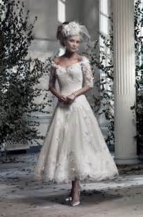 ankle length wedding dress ankle length wedding dresses allweddingdresses co uk