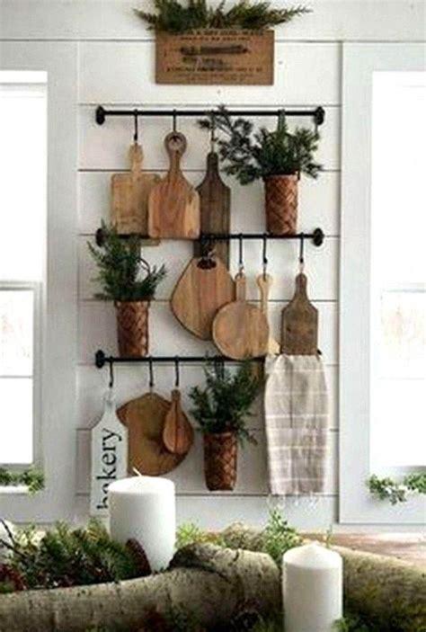 I especially love the chalkboard wall and. Pretty Kitchen Wall Decor Ideas to Stir Up Your Blank Walls | Farmhouse wall decor, Farmhouse ...