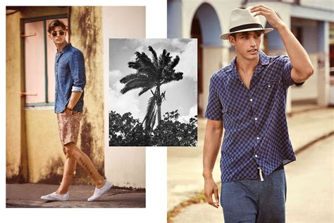 H&m Men 2016 Summer Casual Cool Styles
