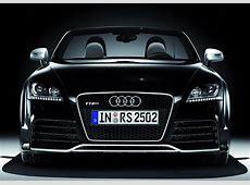 2010 Audi TT RS Top Speed