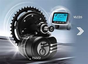 36v 250w Mid Crank Motor E Bike Kit Integrated Builit