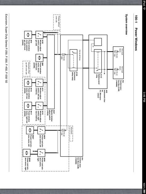 Need Power Window Wiring Diagram Ford Truck Enthusiasts