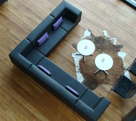 canapé imprimé banquette design coussin