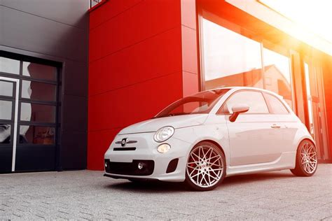 Fiat 500 Abarth Aftermarket Parts by Fiat 500 Abarth By Pogea Racing