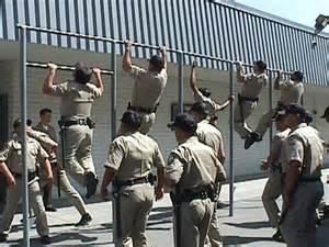 Police Academy Physical Training