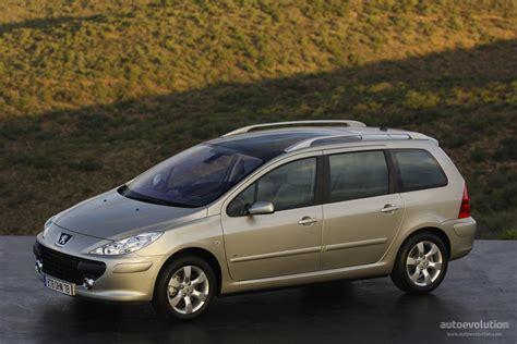 peugeot car one peugeot 307 sw specs 2005 2006 2007 2008 autoevolution