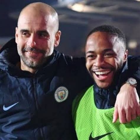 Raheem Sterling is set to be Pep Guardiola's most used ...