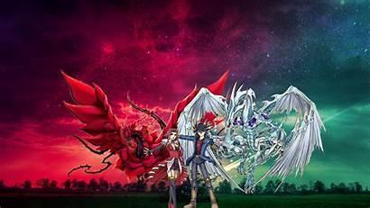 Dragon Stardust Rose Faithshipping Blackrose Yugioh Deviantart