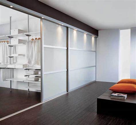 beautiful glass walk  closet designs