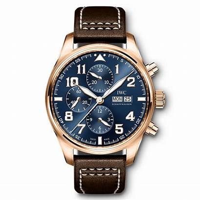 Prince Petit Watches Chronograph Pilot Iwc Schaffhausen
