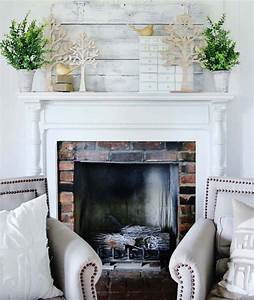28, Stylish, Ideas, To, Creatively, Decorate, Your, Mantel, For, Easter