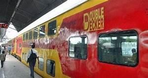 Indian Railways Ahmedabad Mumbai Ac Double Decker Train