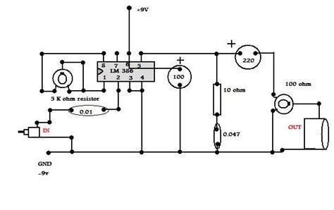 simple audio amplifier repository nextgr