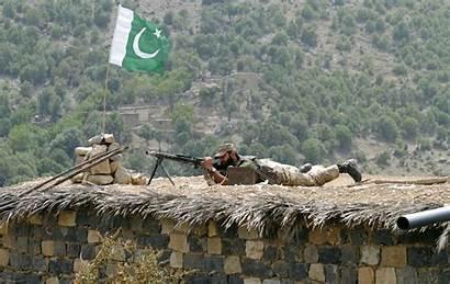 Pakistan Military Counter Terrorism Against Terror Taliban