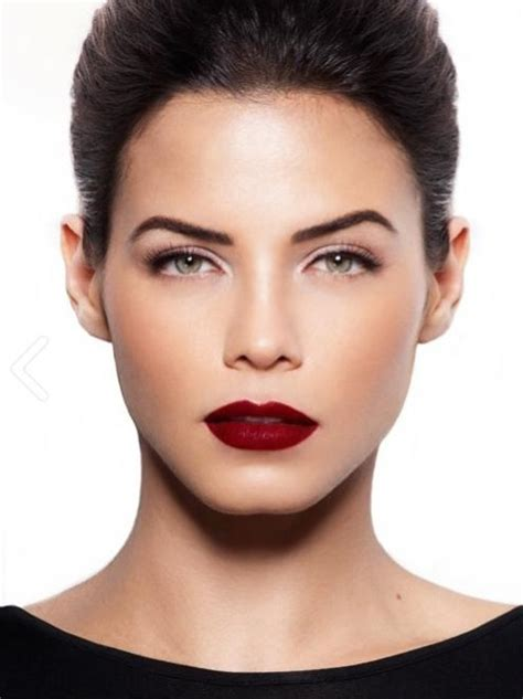 beauty  blue eyes weekend inspiration vamp pout