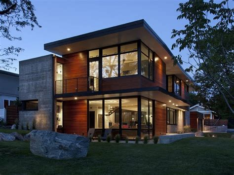 Home Design : Contemporary Loft Modern Industrial House Designs