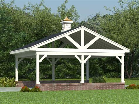 The Garage Plan Shop Blog » Carport Plans