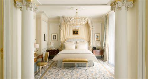 chambre ritz chambre grand deluxe hôtel ritz 5 étoiles