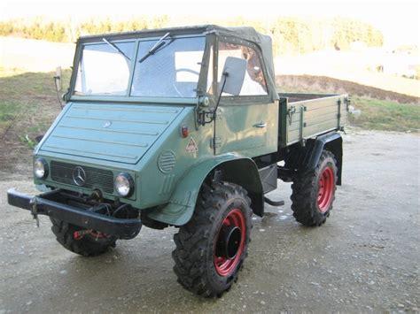 gebrauchte bundeswehrfahrzeuge unimog mercedes unimog 411 cabrio gebrauchte