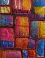 Linda Stokes work 2015 006 | Textile art, Textile artists ...